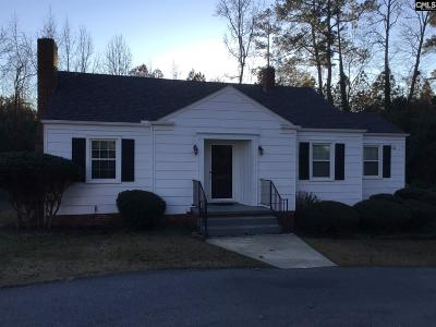 Winnsboro SC Single Family Home For Sale: $119,000