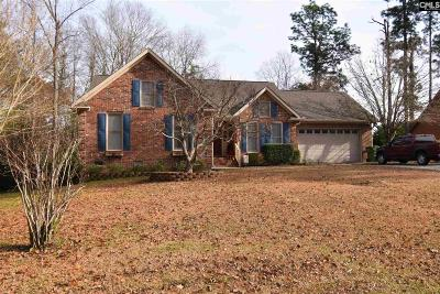 Calhoun County, Fairfield County, Kershaw County, Lexington County, Richland County Single Family Home For Sale: 2416 Cardington