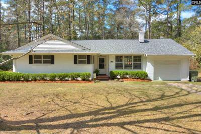Aiken Single Family Home For Sale: 801 E Rollingwood
