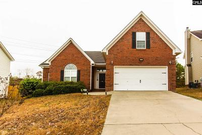 Single Family Home For Sale: 115 Waterville