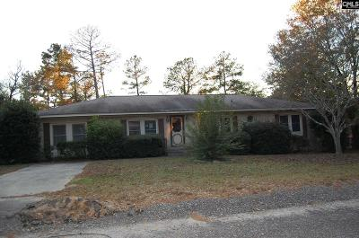West Columbia Single Family Home For Sale: 920 Beth