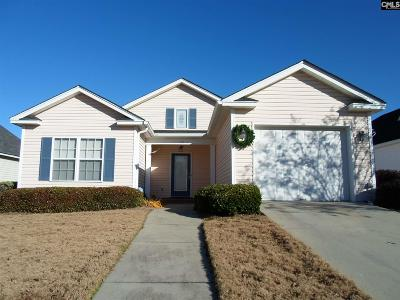Batesburg Single Family Home For Sale: 118 Cottontaiil