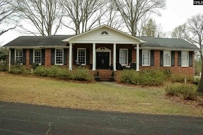 Newberry Single Family Home For Sale: 2108 Woodland Way