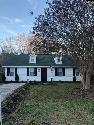 Lexington County Single Family Home For Sale: 158 Meadow Wood