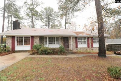 Lexington County Single Family Home For Sale: 3408 Hill Springs