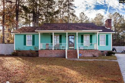 Single Family Home For Sale: 143 Calloway