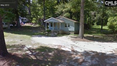 Prosperity Single Family Home For Sale: 393 Rikard School