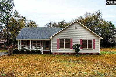 Orangeburg Single Family Home For Sale: 4027 Creekmoor