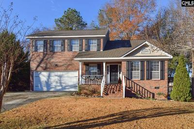 Irmo SC Single Family Home For Sale: $199,900