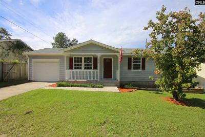 Columbia SC Single Family Home For Sale: $102,000