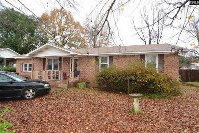 Camden Single Family Home For Sale: 1214 Belton