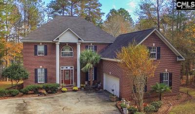 Lexington County, Newberry County, Richland County, Saluda County Single Family Home For Sale: 874 Peninsula