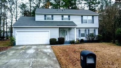Columbia Single Family Home For Sale: 458 Forest Grove