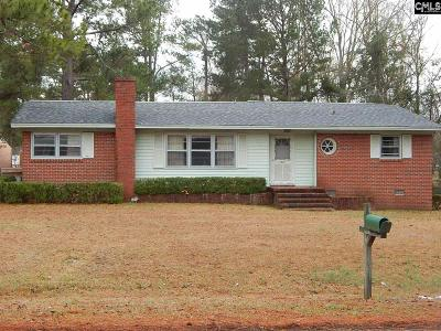 Camden Single Family Home For Sale: 1201 Laurens