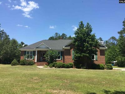Kershaw County Single Family Home For Sale: 1697 Etters