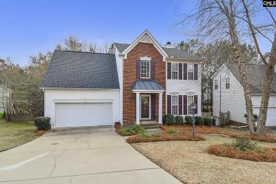 Columbia Single Family Home For Sale: 503 Oak Cove