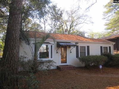 Rosewood Single Family Home For Sale: 3912 Thornwell