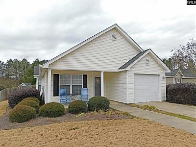 Batesburg, Leesville Single Family Home For Sale: 111 Cottontail