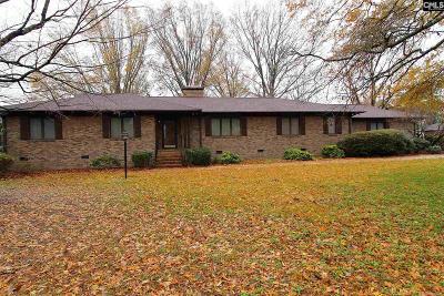 NEWBERRY Single Family Home For Sale: 2221 Glenn