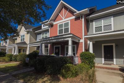 Lexington County, Richland County Townhouse For Sale: 709 Garden Forest