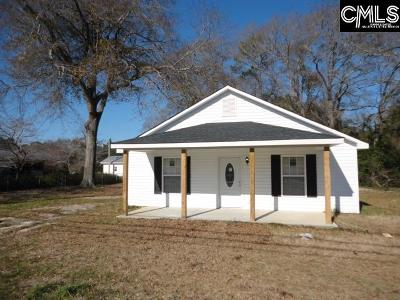 Camden Single Family Home For Sale: 2362 Haile Street Ext.