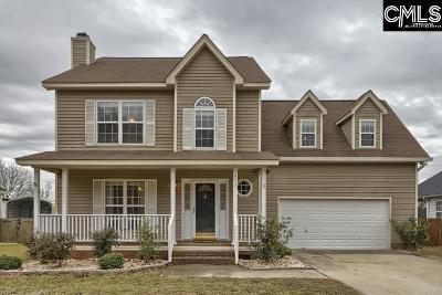 Magnolia Ridge Single Family Home For Sale: 313 Saint Davids Church