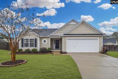 Irmo Single Family Home For Sale: 5 Bent Water