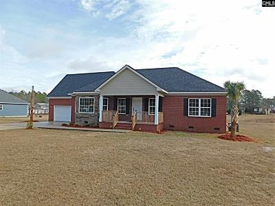 Batesburg, Leesville Single Family Home For Sale: 131 Marcellus