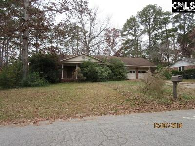 Lexington County, Richland County Single Family Home For Sale: 657 Old Friars