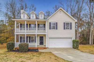 Irmo Single Family Home For Sale: 24 Persimmon Wood