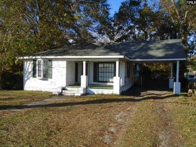 Sumter Single Family Home For Sale: 225 E Calhoun