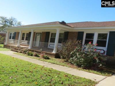 West Columbia Single Family Home For Sale: 1305 Hummingbird