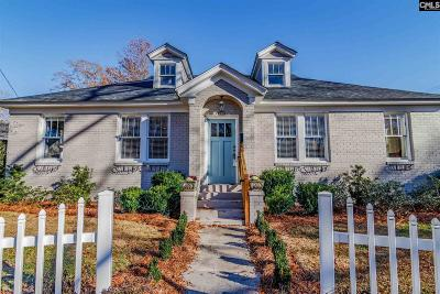 Rosewood Single Family Home For Sale: 330 S Ravenel