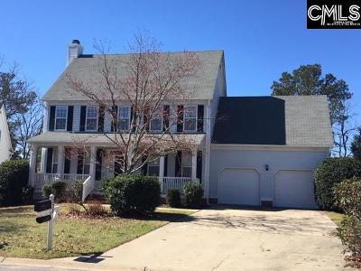 Blythewood Single Family Home For Sale: 225 Plantation
