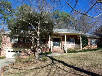 Columbia Single Family Home For Sale: 115 Northman