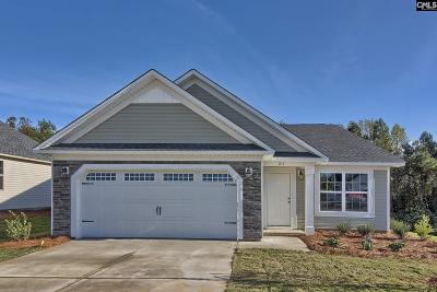 Batesburg, Leesville Single Family Home For Sale: 211 Cellar