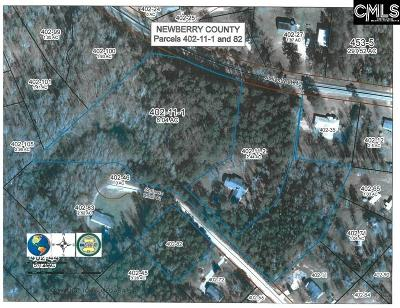 Monetta, Ridge Spring, Wagener, Johnston, Pelion, Newberry, Ward Residential Lots & Land For Sale: Jollystreet