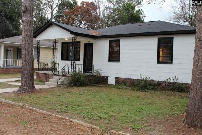 West Columbia Single Family Home For Sale: 628 Sumter