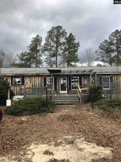 Kershaw County Single Family Home For Sale: 2445 Porter