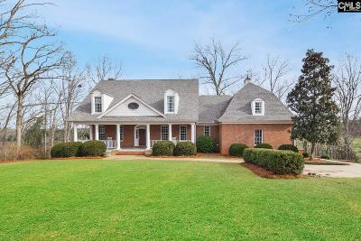 Blythewood Single Family Home For Sale: 206 Persimmon Fork