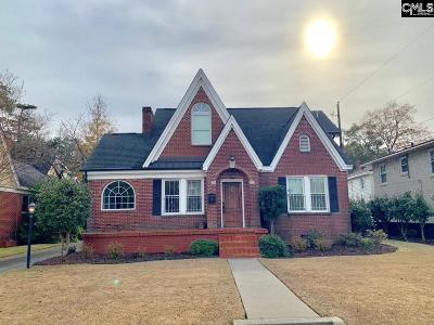 Columbia Single Family Home For Sale: 2612 Monroe