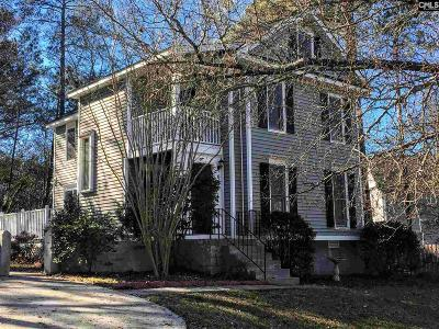 Columbia Single Family Home For Sale: 606 Trader Mill