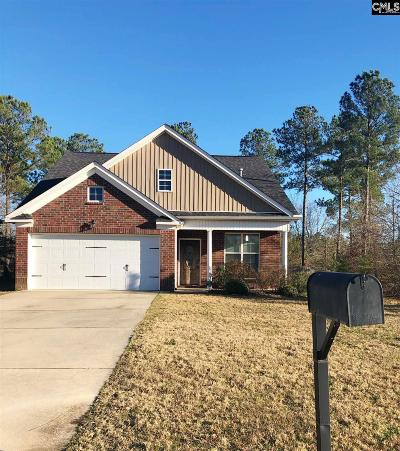 Kershaw County Single Family Home For Sale: 46 Rapid Run