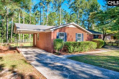 Columbia Single Family Home For Sale: 6833 Formosa