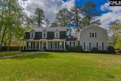 Quail Hollow Single Family Home For Sale: 109 Holly Ridge Ln