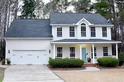 Blythewood Single Family Home For Sale: 100 Durden Park Rowe