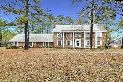 Lexington County Single Family Home For Sale: 3152 Augusta