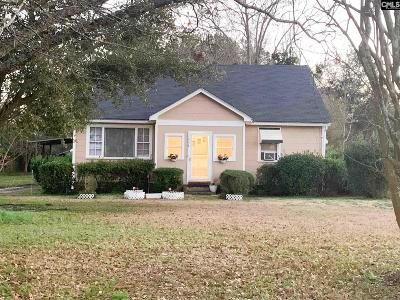 Sumter Single Family Home For Sale: 1554 Florence Hwy