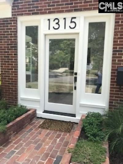 Single Family Home For Sale: 1315 Woodrow