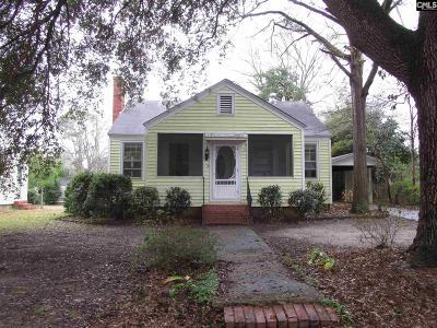 Camden Single Family Home For Sale: 1010 Kirkwood